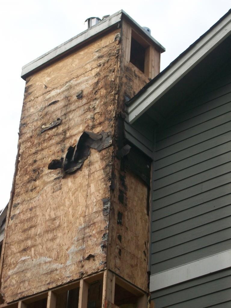 Chimney Flue Repair : Chimney repair quality remodeling carpentry llc