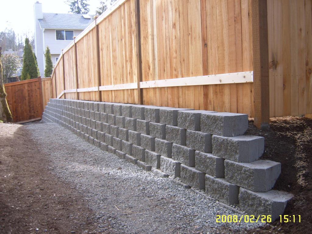 Retaining Walls | Quality Remodeling & Carpentry, LLC